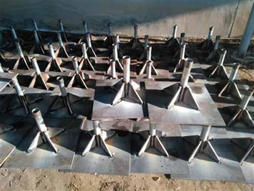 山东桩底板沉降板生产加工-达讯桩基