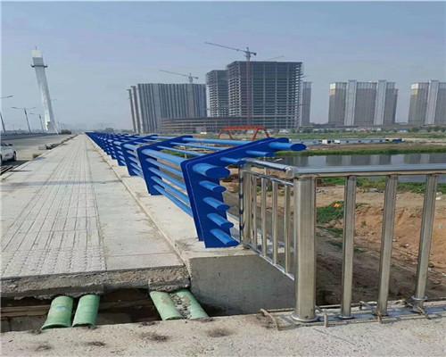 锦州不锈钢景观护栏桥梁钢板立柱