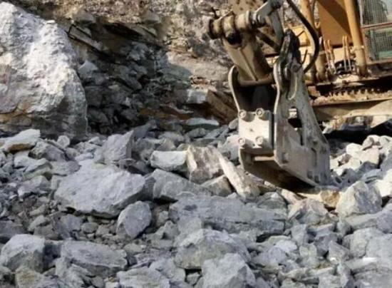 湖南矿山岩石分解破石液压劈裂棒