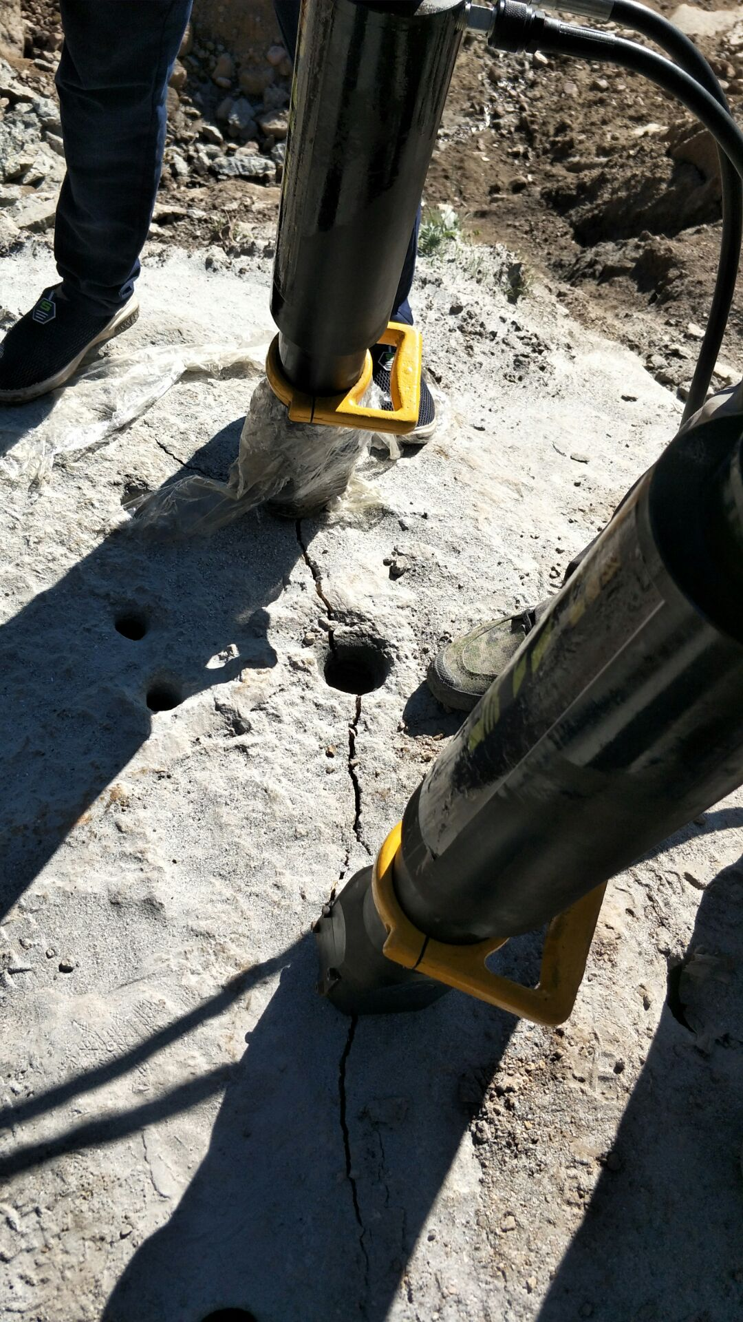 池州柱塞式劈裂机