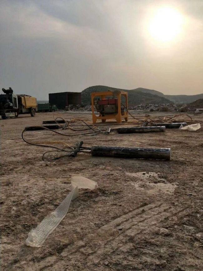 辽宁不让怎么开挖地基岩石采石产量高