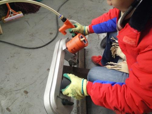 临沂风动切割锯钢管