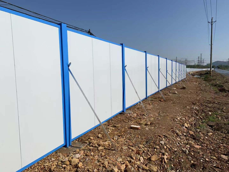 湖南pvc施工围挡护栏厂家定制