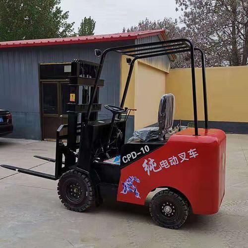 黑龙江1吨四轮电动叉车多少钱一台任县木辛机械电动叉车1.5吨的什么价格电动叉车哪里有找任县木辛机械