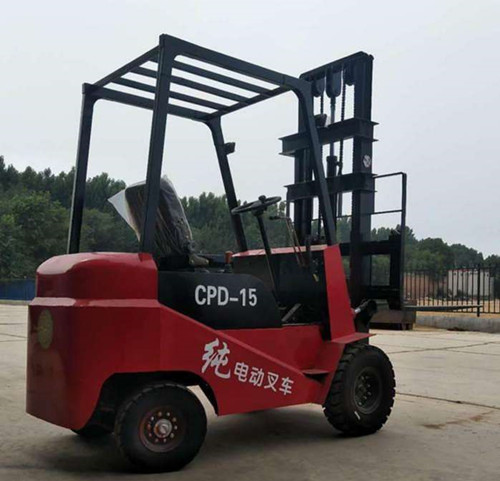 黑龙江电动叉车哪里有卖的任县木辛机械电动叉车叉车