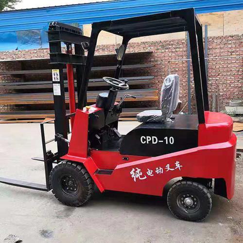 海南四轮电动叉车堆高电动叉车电动叉车那里有卖的
