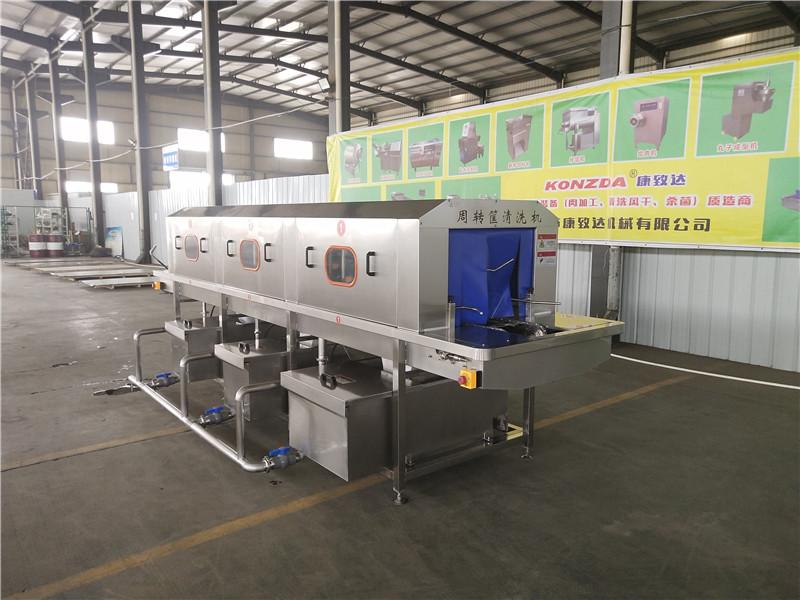 长沙汽车配件箱清洗机专业技术支持售后有保障