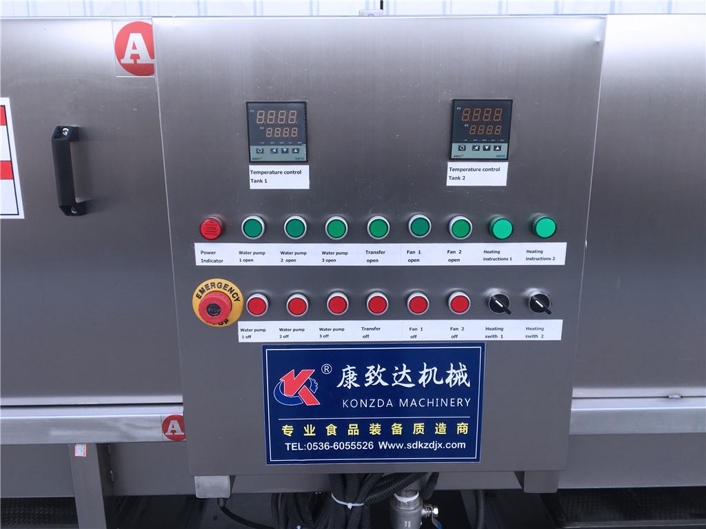 江西栈板清洗机器操作规程