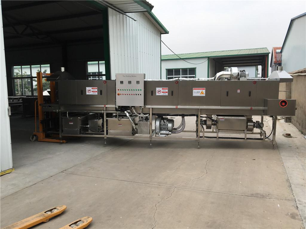 安庆食品筐清洗机水循环利用节水环保减少排污