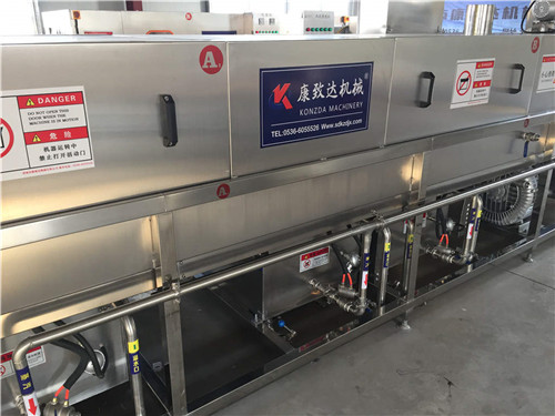 安庆全自动蛋托清洗机清洗行业的一大改革专业清洗设备供应