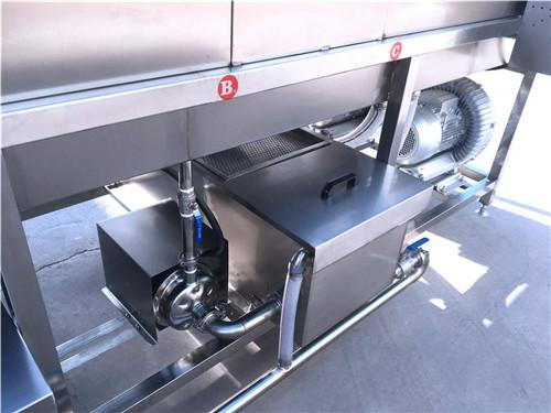 鸭蛋蛋托清洗机高压360度可调节喷头清洗彻底无残留定制生产免费设计