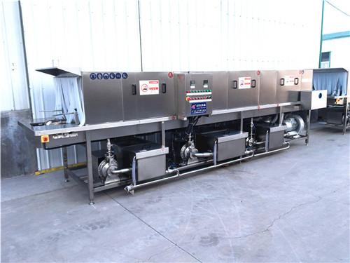 塑料蛋托清洗机各清洗按需设计生产欢迎来厂参观定制生产免费设计