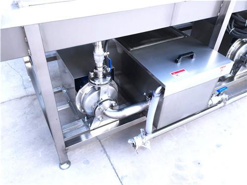 鸭蛋周转筐清洗机各规格定制加工量身定做定制生产免费设计