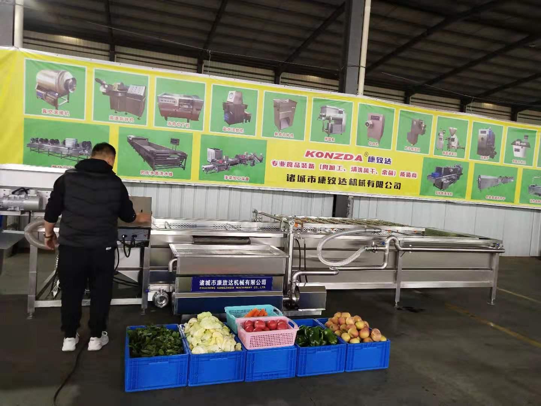 洛阳果蔬去杂毛刷清洗机品质保障免费送货