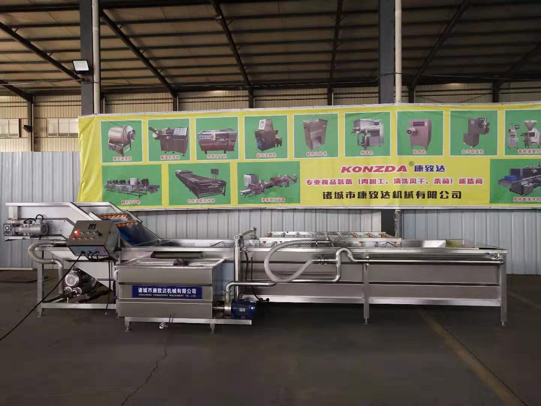 东营海带清洗机专业清洗设备供应技术支持