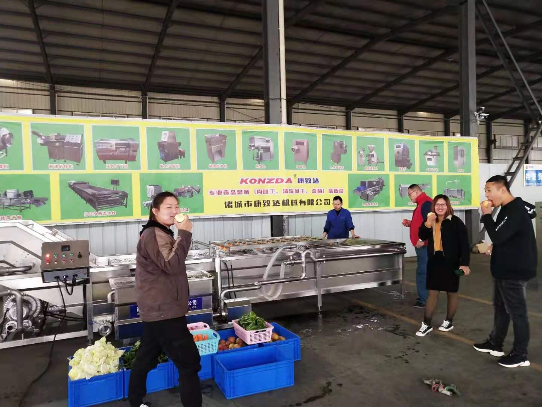 洛阳脱水蔬菜生产线定制加工适用性强免费送货