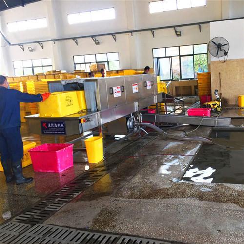 西藏点滴瓶专用塑料筐清洗机康致达专业设计生产质量有保障适用性强