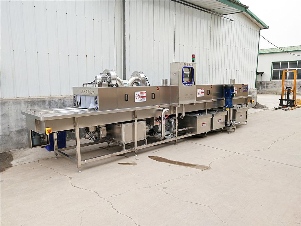 宁德比利时出口定制产品巧克力模具清洗风干机专业技术支持售后有保障