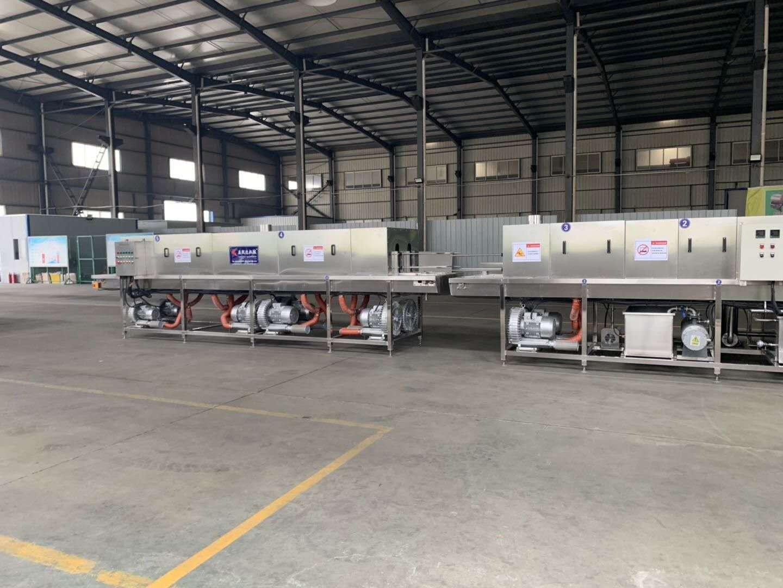 漳州无土栽培浮板自动清洗青苔机器效率可控化操作自动化环境卫生化用水节约化