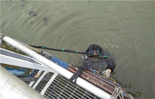 天津市水下作业公司√潜水员施工队