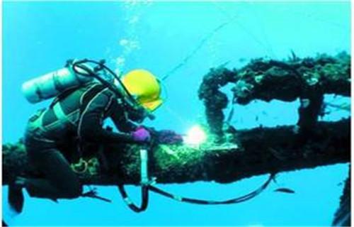 惠州市水下作业公司√蛙人施工队