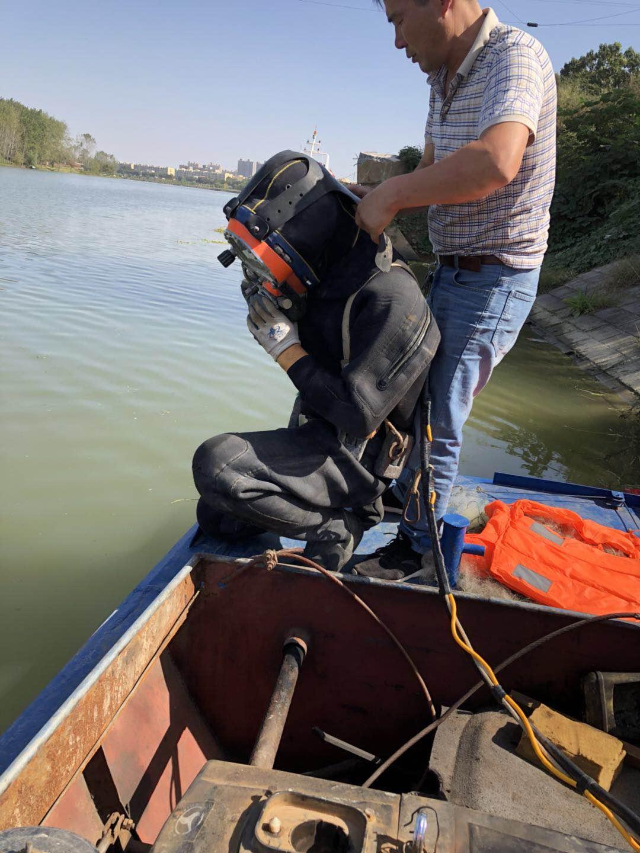 抚州市水下作业盛龙技术过硬