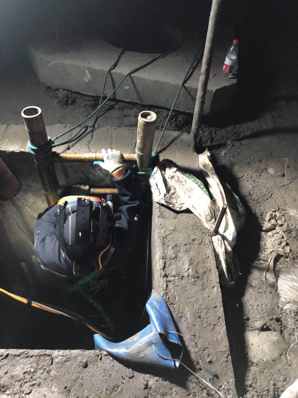 辽宁水下堵漏水下公司