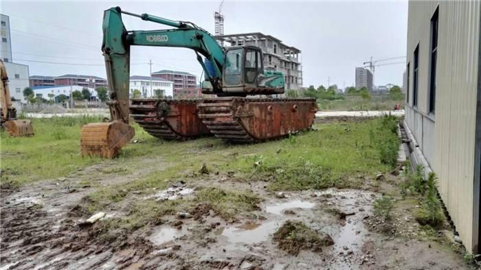 江西水上挖掘机出租加工
