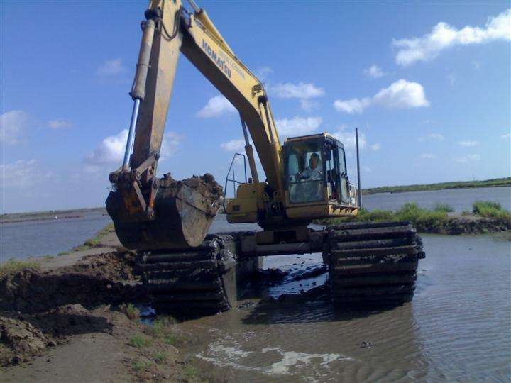 安徽省水陆两用挖掘机出租专业生产厂家