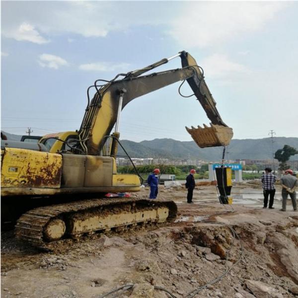 湖南矿山静态开采岩石开凿机厂家价格