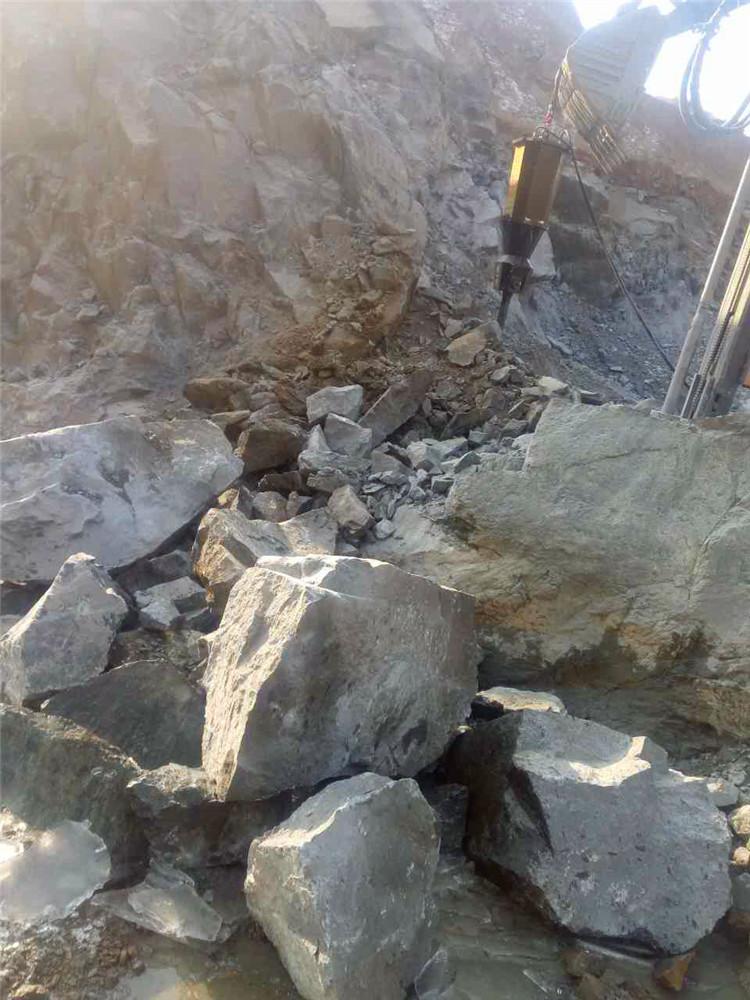 东营/矿山开采石头分裂机%产地