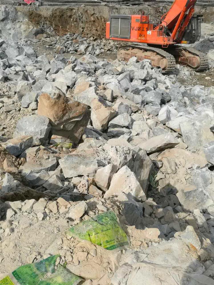 安庆/矿山破碎岩石涨裂机%材质