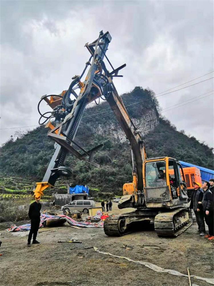 四川德阳安徽省坚硬石头破除液压岩石劈裂机