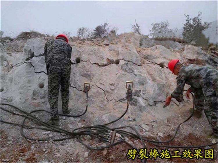 四川攀枝花安徽省修地铁岩石太硬有什么方法