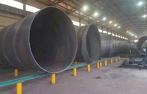 湖南螺旋焊管价格近期