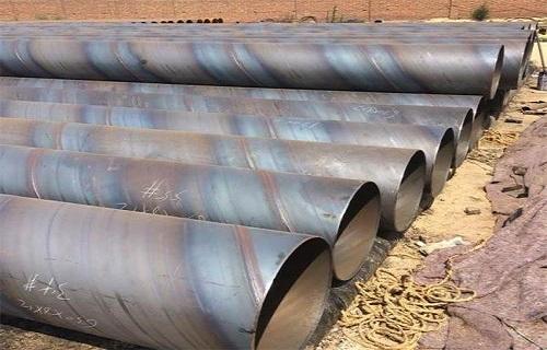 蚌埠螺旋鋼管銷售