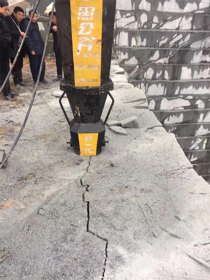 湖南花岗岩破碎露天矿开采机器