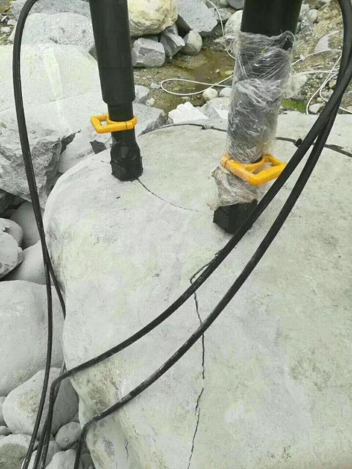 锦州/打地基破石头用的是什么东西