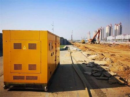 出租发电机安庆公司供应厂家