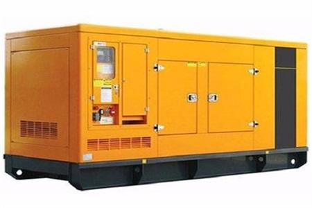 租發電機蚌埠公司常規規格