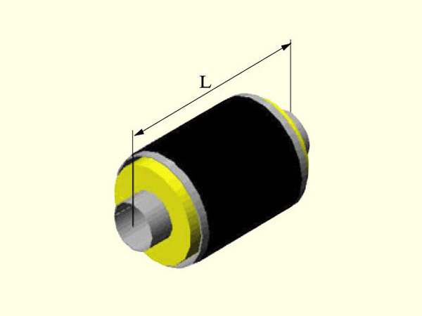 陇南聚氨酯保温管厚度
