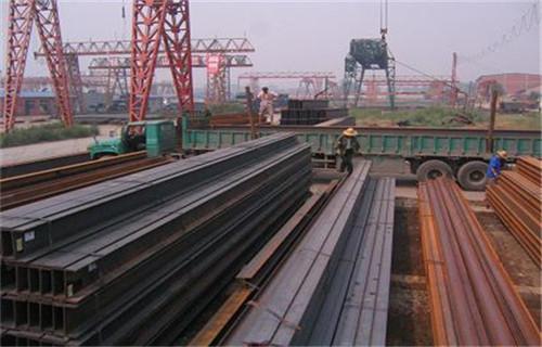 海南津西Q355BH型钢