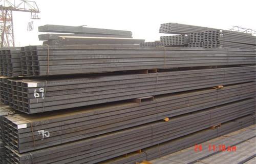 槽鋼生產廠:蚌埠Q345B槽鋼多少錢一噸