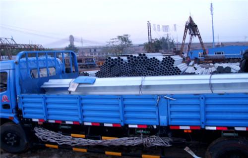 淮南Q235B镀锌管厂家现货供应