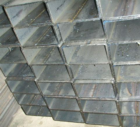 莆田Q355B方矩管镀锌加工厂家
