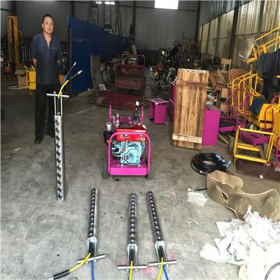 四川省阿坝市液压分裂器厂家货源充足
