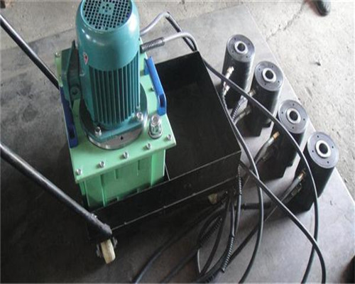 贵州黔西南板换换热器液压扳手工作原理