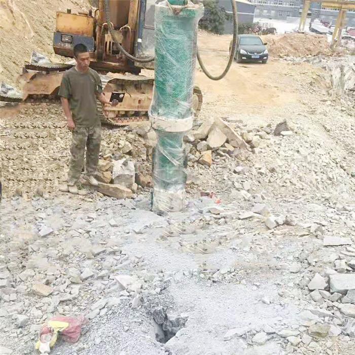 湖南岩石破碎劈裂机型号