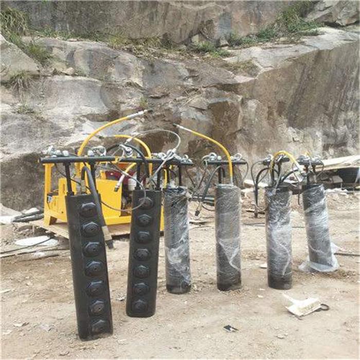 安庆水下岩石快速分裂工具 岩石分解器