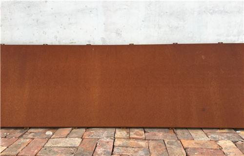 许昌景观锈钢板制造商